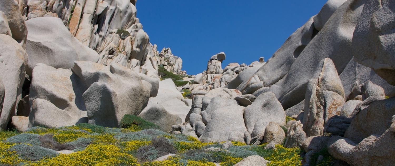 Sardinien-Capo Testa geführte Wanderung