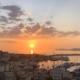 tramonto ad Alghero