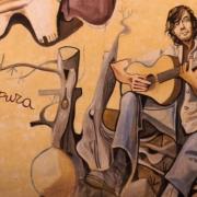 Fabrizio de André murales