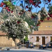 relax at San Pantaleo